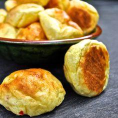Brasiliansk inspirerede osteboller med Unika Havgus glutenfri