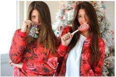 CHIARA E ANGELA NASTI #CHRISTMAS #collection #new #fallwinter13 #cap #troppobella #ROSE  #superfashion #cool