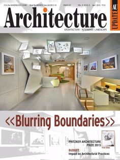 Here we share the link of latest April 2015 issue‬   of Architecture Update Magazine‬ for you to take a quick review.