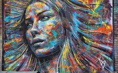Incredible street art tours