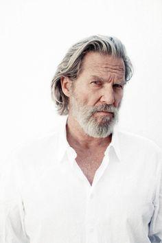 Jeff Bridges by Danny Clinch