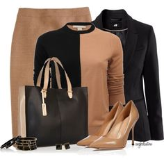 Color Block, created by angkclaxton on Polyvore