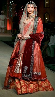 Deepika Padukone was the show-stopper for designer Anju Modi at the Blenders Pride Fashion Tour in Gurgaon.