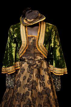 """Costume from the movie """"Det Største i Verden"""" (2001) Costume design: Karen Fabritius Gram"""