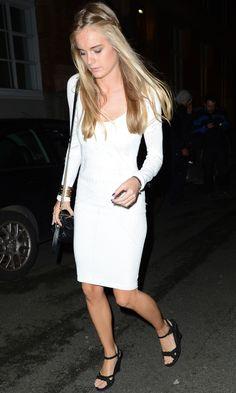 Cressida Bonas: Prince Harry's Girlfriend in 10 Quick Facts