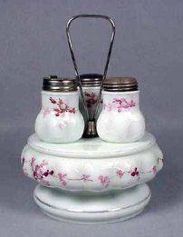 Victorian Condiment Sets