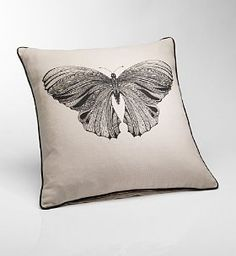 Another Conran for M butterfly cushion. Very nice.