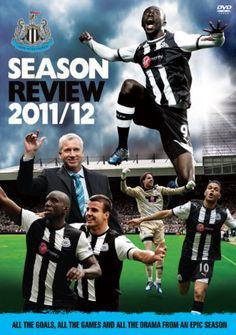 Newcastle United 2011/12 Season Review [DVD]. . http://www.champions-league.today/newcastle-united-201112-season-review-dvd/.  #Alan Pardew #Barclays And Lma #demba ba #GBP #Hatem Ben Arfa #Liverpool #Manager Of The Year #Sunderland
