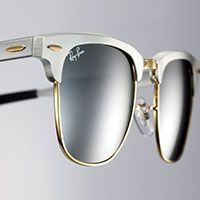 >>>Ray Ban Sunglasses OFF! >>>Visit>> Clubmaster Aluminum by Ray-Ban Cheap Michael Kors, Michael Kors Outlet, Sunglasses For Your Face Shape, Lunette Ray Ban, Versace, Mein Style, Cheap Coach, Style Outfits, Beach Outfits