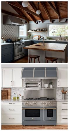 Walltile Wednesday Highlights A Super Cool Kitchen