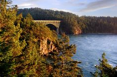 Washington State Suggested Itineraries - Washington State Road Trip - Scenic Washington