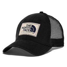 ebaa3581a72 The North Face Men s Mudder Trucker Hat - Sun   Ski Sports. North Face HatThe  North FaceHat HairstylesPlaid ShirtsOutfits With HatsFall ...