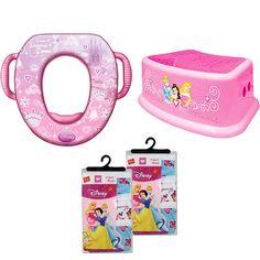 Potty Training Kit - Disney Princess #2