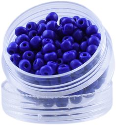 Ghostly Indigo from Bead dot Deals