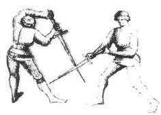 Image result for swordplay medieval