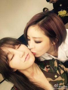 Miss A Jia & BEG GaIn