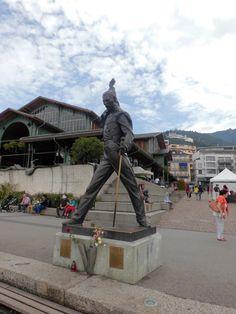 Montreux 03 Tree Branches, Art Pieces, Switzerland, Artworks, Art Work