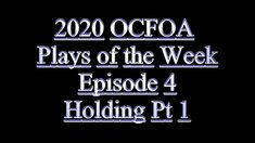 2020 Plays of the Week Episode 4 - YouTube Football And Basketball, Plays, Philosophy, High School, Youtube, Games, Grammar School, High Schools, Philosophy Books