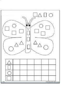 tvary Maths, Shapes, School, Ladybugs, Insects, Note Cards, Spring, Geometry, Kids