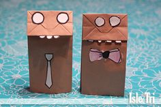 paper bag puppets...gotta remember to do these!