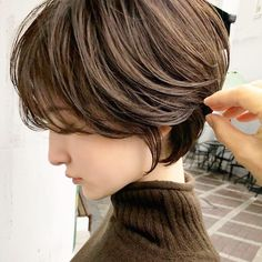 Pin on ショートボブ Pin on ショートボブ Short Bob Hairstyles, Cool Hairstyles, Pelo Pixie, Short Styles, Hair Dos, Hair Designs, Hair Beauty, Skin Care, Instagram