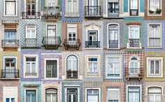 Lisbon - New Photo Series: Gorgeous Windows Around The World | Travel + Leisure