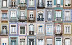 Lisbon - New Photo Series: Gorgeous Windows Around The World | Travel + Leisure