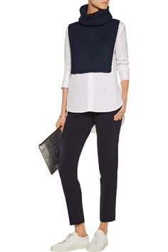 Shop on-sale A.L.C. Brandt wool-blend turtleneck dickie. Browse other discount designer Knitwear & more on The Most Fashionable Fashion Outlet, THE OUTNET.COM