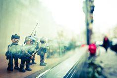 #playmobil #urbanart #amsterdam #window