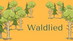 """""""WALDLIED"""" ((Kita & Krippe) - für einen Waldausflug - aus """"Das Krippen-Liederbuch 1"""" - SHOP: www.kitakiste.jimdo.com"""