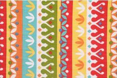 Richloom Cotrell Printed Polyester Outdoor Fabric in Garden $8.95 per yard