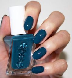 Have you tried Essie gel couture yet?