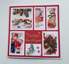 Marianne Design, Advent Calendar, Seasons, Holiday Decor, Scrapbooking, Winter, Home Decor, Cards, Nostalgia