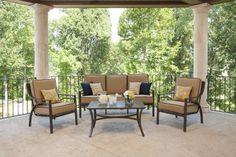 La-Z-Boy Outdoor's Jax seating set