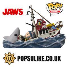 Great White Shark, Pop Vinyl Figures, Disney Marvel, Funko Pop Vinyl, Product Launch, In This Moment, Movies, Films, Cinema
