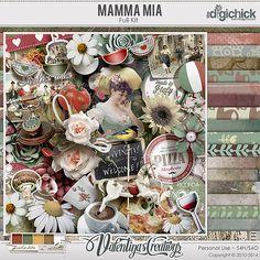 Mamma Mia {Kit}