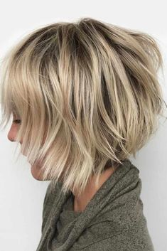 Impressive Short Bob Hairstyles To Try 13