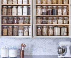 Check out the DIY Core Pantry in Food Storage, Kitchenware from Blisshaus for Pantry Storage Cabinet, Pantry Organisation, Kitchen Cabinet Organization, Kitchen Storage, Food Storage, Pantry Ideas, Storage Ideas, Storage Cabinets, Storage Containers