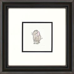 The Jungle Book Mother Elephant F Framed Etching LE 500 Small Paper Signed NEW Disney In-Stock @ niftywarehouse.com #NiftyWarehouse #Disney #DisneyMovies #Animated #Film #DisneyFilms #DisneyCartoons #Kids #Cartoons