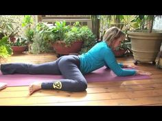 ▶ Yoga for Beginners Two with Dr. Melissa West - Namaste Yoga Episode 107 - YouTube