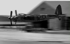 Military History Of the 20th Century: Very Low Flying WWII Airplane Photos