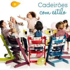 9 cool designs kids high chairs