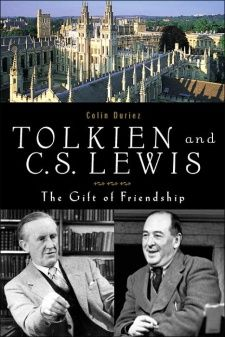 Best of friends, J.R. Tolkien and C.S. Lewis. They read each other's literary efforts when no one else was interested.