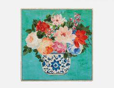 HELENA - Painting 60cm x 60cm (24