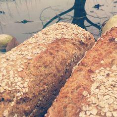 ❤Hirse-Zucchini-Brot❤ Rezept gibt's  auf meinem Blog :) www.emmakochtgruen.weebly.com