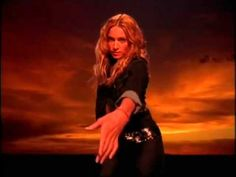Madonna - Ray Of Light (Official Video) Music video by Madonna performing Ray Of Light. © 1998 With her first completely new studio album in 4 years, Madonna brought electronica to the top of the pop charts. Working with collaborator William Orbit, the music sounded fresh, new, and invigorating.