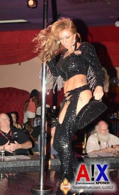 Expo 2012 Miss Exotic Dancer United States competition