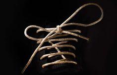 24 karat gold shoelaces, pretty cool!!
