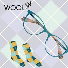 It is no secret what inspired our new WOOW WOOL collection. You might even say they have a lot of sexy Socks Appeal! Go all the way by matching your frames with a pair of fun and crazy Bamboo socks. See: __________ Bamboo Socks, Sexy Socks, All The Way, Eye Glasses, Eyewear, Swag, Pairs, Wool, Collection