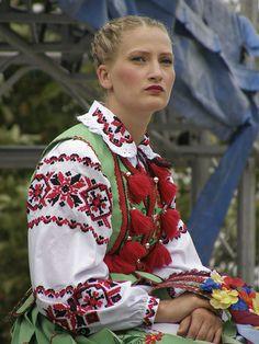 regional dancer, Independence Day, Kiev, Ukraine